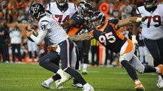 Booed early and often at Sports Authority Field at Mile High on Monday night, Osweiler was held to 131 passing yards on 41 attempts and zero touchdowns, as the Broncos (5-2) snapped their two-game …
