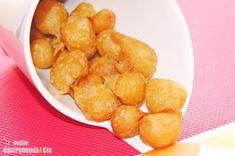 Nueces de macadamia fritas