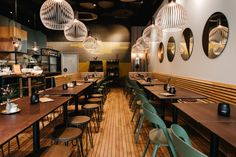 MONDO EATERY by Neoos Design, Nuremberg – Germany » Retail Design Blog