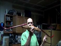 ▶ Recurve with pvc limbs - YouTube