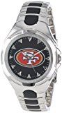"""Game Time Men's NFL-VIC-SF """"Victory"""" Watch - San Francisco 49ers"""