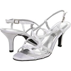 Hmmmmm - White Sandal