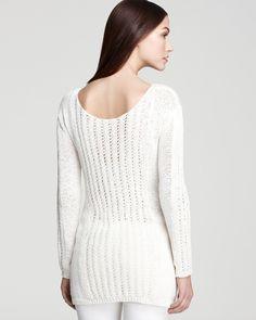 Rachel Zoe - Karla Open Weave Sweater