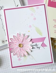 Daisy Delight, Stamping Up