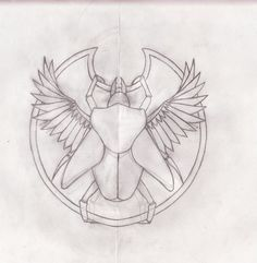 deviantART: More Like scarab tattoo 2 actual? by ~gaibryelremorse