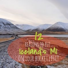 For such a small and isolated landmass Iceland packs a massive punch & you don't even need to leave the highway. Here's why Icelands M1 highway is Awesome!