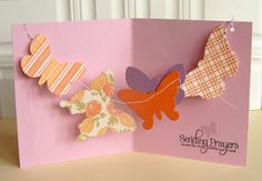Card by Danielle Flanders for Papertrey Ink (February 2012).