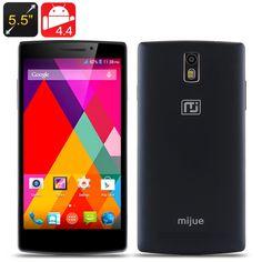 rogeriodemetrio.com: Mijue M580 Quad Core Smartphone