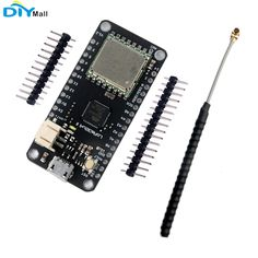 Shine-US 4pcs ESP8266 Esp-01 Serial Wireless WiFi Transceiver Module Compatible with Arduino