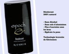 Epoch® Deodorant Men - The Beauty Guide - Deodorant voor mannen Deodorant, Nutriol Shampoo, Bronzing Pearls, Eyebrow Serum, Galvanic Spa, Beauty Guide, Beauty Awards, Volume Mascara, Epoch