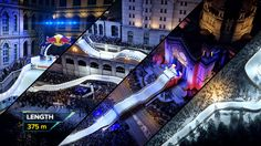 Red Bull Crashed Ice 2017 | 3D Tracks  - BREAKDOWN