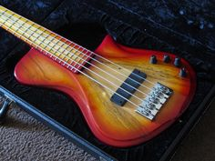 One super cool Phoenix bass....