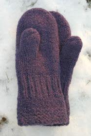 Blåbærlina: Blåbærlinas tova damevotter Chrochet, Knit Crochet, Drops Design, Mittens, Diy And Crafts, Style Me, Embroidery, Wool, Sewing