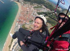 Tandem Paragliding Central Portugal - Go Discover Portugal travel