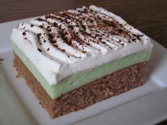 Pistáciový koláč