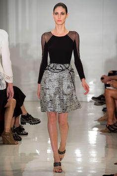 Skirt: 4.5 || Ralph Rucci