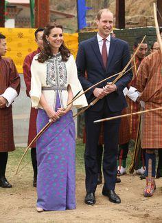 Kate Middleton Photos - The Duke and Duchess of Cambridge Visit India and Bhutan - Day 5 - Zimbio