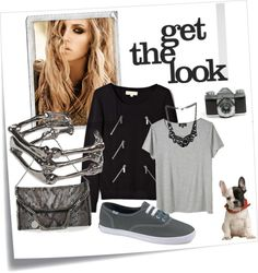 """Fall Hard for Keds"" by jpselects on Polyvore"