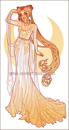 Art Nouveau Sailor Scouts Redesigns - Postcard Pack