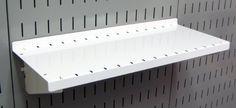 Wall Control Pegboard Shelf 6in Deep Pegboard Shelf Assembly for Wall Control Pegboard and Slotted Tool Board - White by Wall Control, http://www.amazon.com/dp/B00ARLT8AK/ref=cm_sw_r_pi_dp_Apufrb0SSX2K7