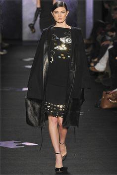 Sfilata Diane von Furstenberg New York - Collezioni Autunno Inverno 2012-13 - Vogue