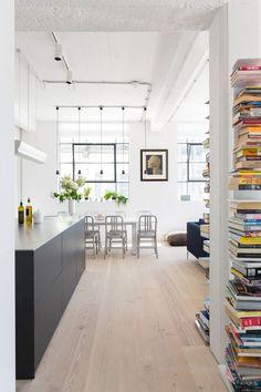 Loft Apartment by Cloud Studios