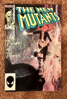 The New Mutants - Early Issue Lot - Includes #25 & 26 1st Legion! (23 issues)  | eBay #newmutants #legion #xmen #logan #wolverine