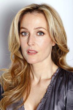 Gillian, up close...