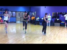 Everything you need to know about zumba save a horse ride a cowboy - Hell yes country zumba! (3 min)