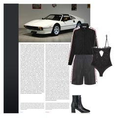 """DNA"" by cocopart1 ❤ liked on Polyvore featuring Givenchy and La Perla"