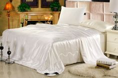 After Years of Development, Silk Is Still The Excellent Material For Comforters.
