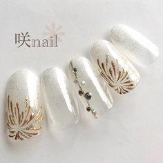 Xmas Nails, Holiday Nails, Christmas Nails, Asian Nail Art, Asian Nails, Toe Nail Art, Toe Nails, Nail Art Designs Videos, Nail Designs