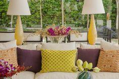 Sig Responde sobre almofadas e sofás (Foto: Divulgação)