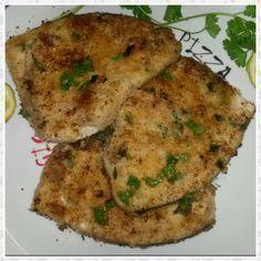 Pesce spada panato alla siciliana Sicilian Recipes, Best Italian Recipes, Shellfish Recipes, Seafood Recipes, Pork Recipes, Wine Recipes, Fun Cooking, Cooking Recipes, Fish And Meat
