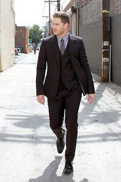 Josh Dallas | Photoshoot for Da Man Magazine