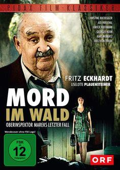 "Ab 01.02.2013 bei uns!  Fritz Eckhardt löst seinen letzten Fall als ""Tatort""-Oberinspektor a. D. Viktor Marek nun endlich auf DVD!"