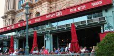 Restaurants in Las Vegas – Mon Ami Gabi. Hg2Lasvegas.com.