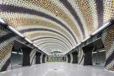 Station Szent Gellért à Budapest - Hongrie