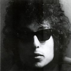 Bob Dylan Black and White Photos 3