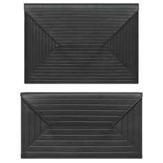 Dior Homme Black Tie Accessories Fall '12