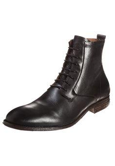 ALDO - MOSI - Snørestøvletter - Black