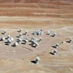 This 16-minute video presents the history of ALMA from the origins of the project several decades ago to the recent first science results. Illustrated by dramatic helicopter footage, the movie takes you on a journey to the 5000-metre-high Chajnantor Plateau, where ALMA stands, in the unique environment of the Atacama Desert of Chile.  The birth of ALMA dates back to the end of the last century. Large millimeter/submillimeter array radio telescopes were studied by astronomers in Europe…