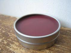 Naturally Tinted Herbal Lip Balm