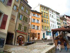 Lausanne, simplemente encantadora