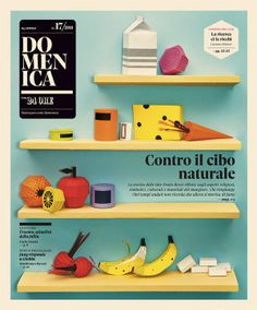Domenica – Il Sole 24 Ore | Happycentro : This mag shares my middle name!