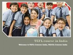 TEFL course in India by TEFLindia via authorSTREAM