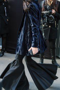 New York Fashion Week Fall 2016 Street Style [PHOTOS] | WWD
