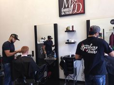 Work day at the barbershop barber_ido Barber_MD