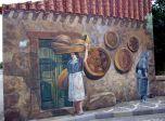 Tinnura,  Murales, Sardegna, Sardinia