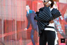 J'ai Perdu Ma Veste / Michelle Elie.  // #Fashion, #FashionBlog, #FashionBlogger, #Ootd, #OutfitOfTheDay, #StreetStyle, #Style